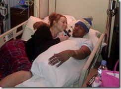 Nick Cannon hospitalized-Mariah Carey